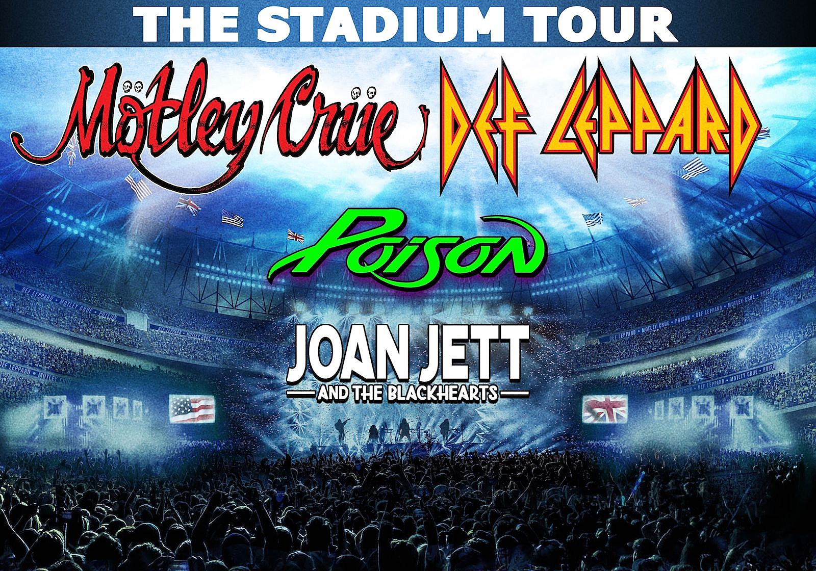 def leppard motley crue poison tour dates announced and joan jett is opening. Black Bedroom Furniture Sets. Home Design Ideas