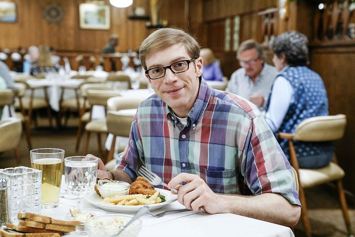'Joe Pera Talks With You' back for 2nd season; Joe talks grocery stores w/ Colbert (watch)