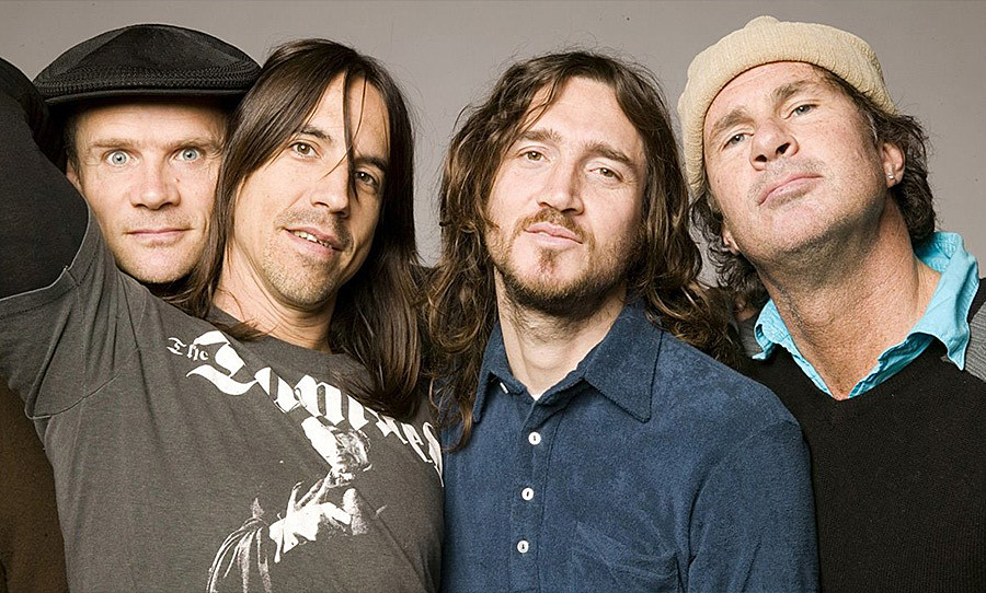 red hot chili peppers - photo #3