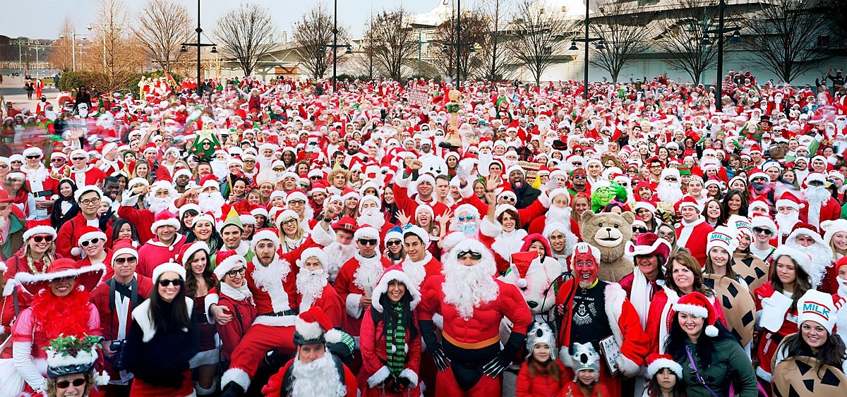 dreaded SantaCon NYC is this weekend; free Fireball party yachts cancelled