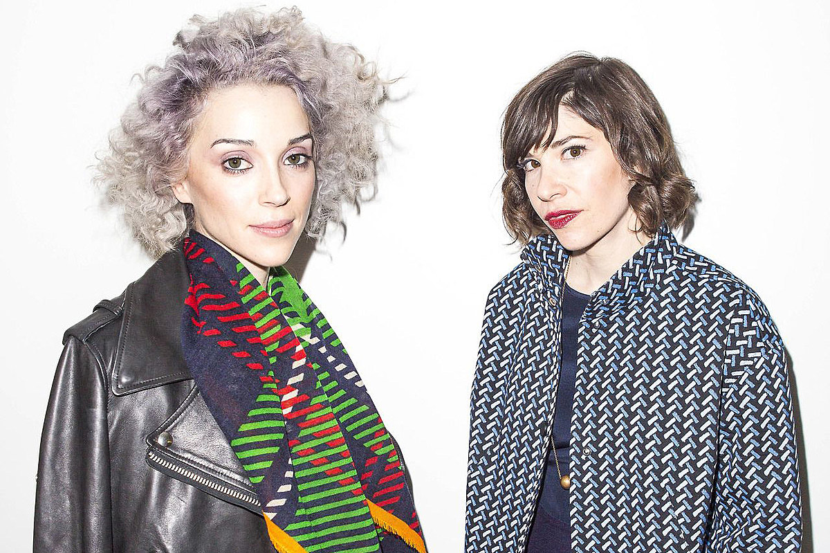 St. Vincent Carrie Brownstein's film premiering at Sundance