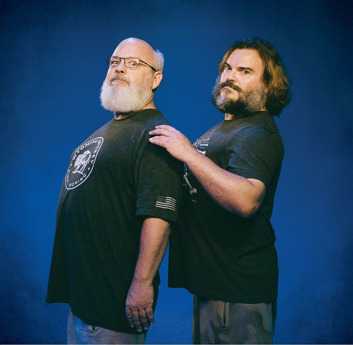 """Tenacious D share Jack White-produced """"Don't Blow it, Kage"""""""