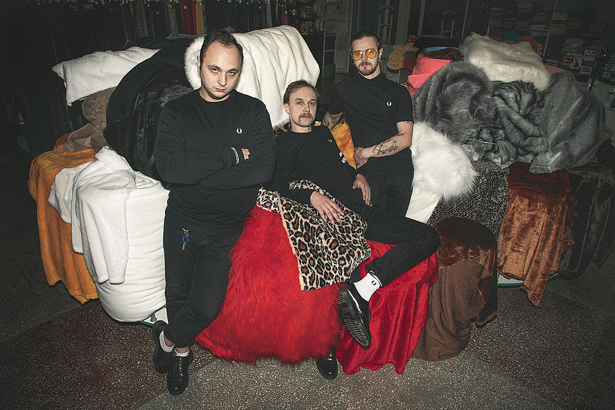 Belarusian darkwave band Molchat Doma sign to Sacred Bones, reissuing LPs, touring with Chrystabell