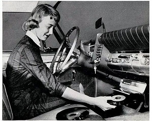 car-record-player