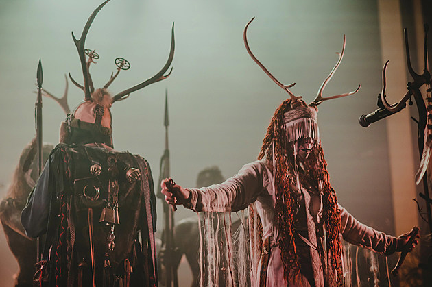 Heilung at Webster Hall