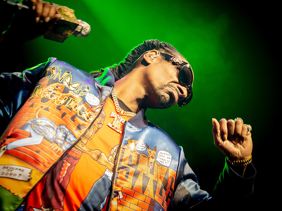 Snoop Dogg played Gramercy Theatre with Warren G (pics)