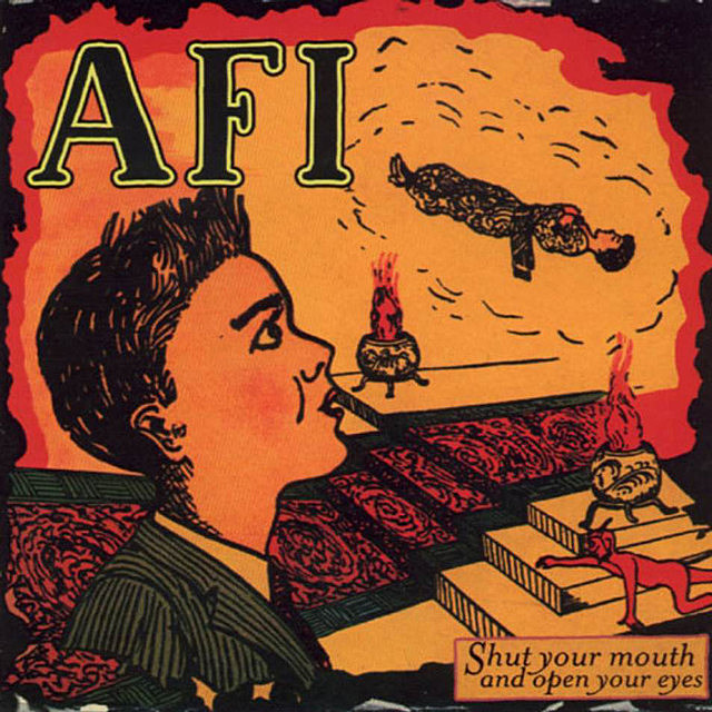 AFI Shut Mouth
