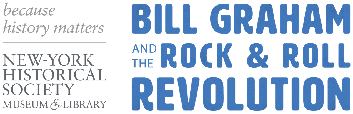Bill Graham exhibit opening in NY, features Bowie, Blondie, Neil Young, Grateful Dead, more