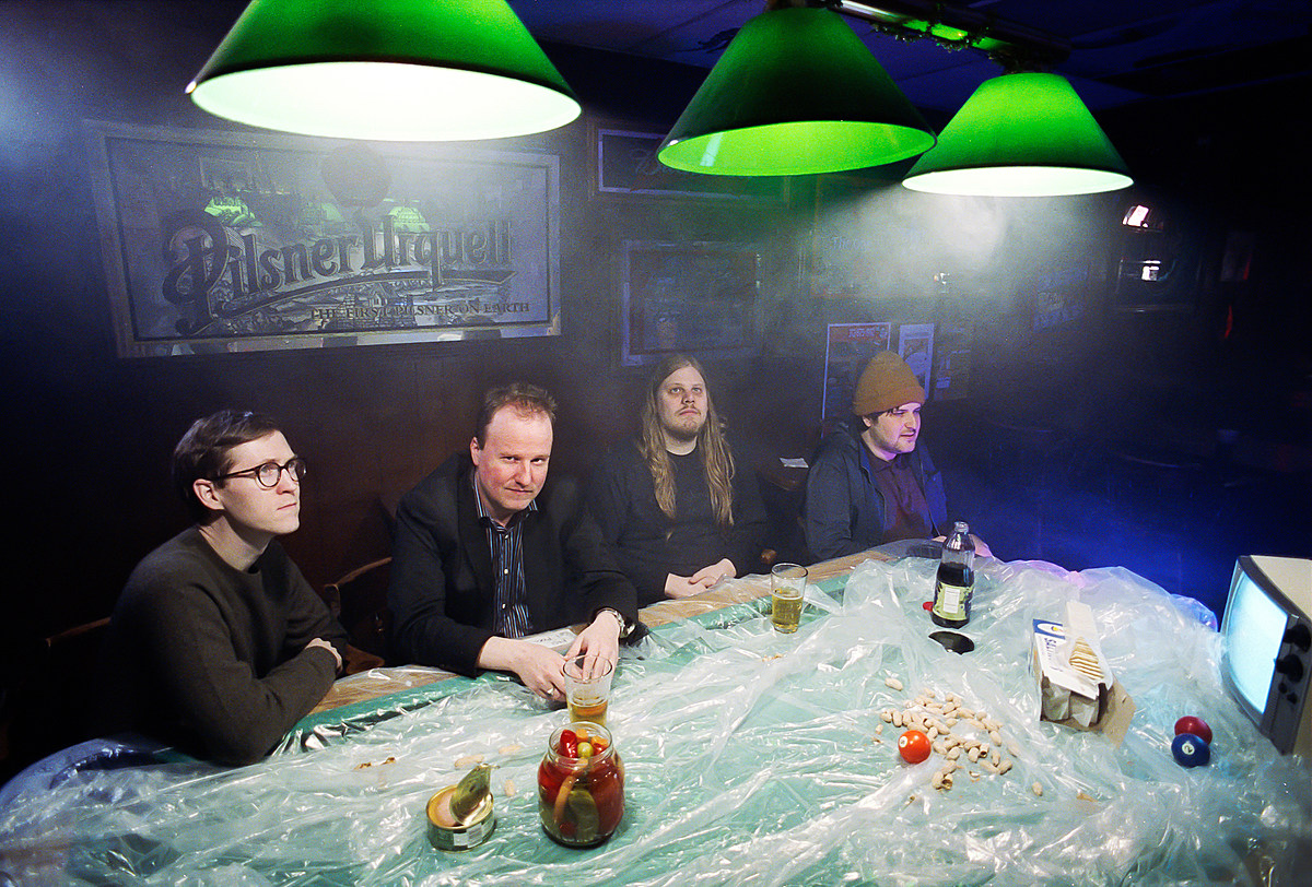 Protomartyr announce new album and tour, share