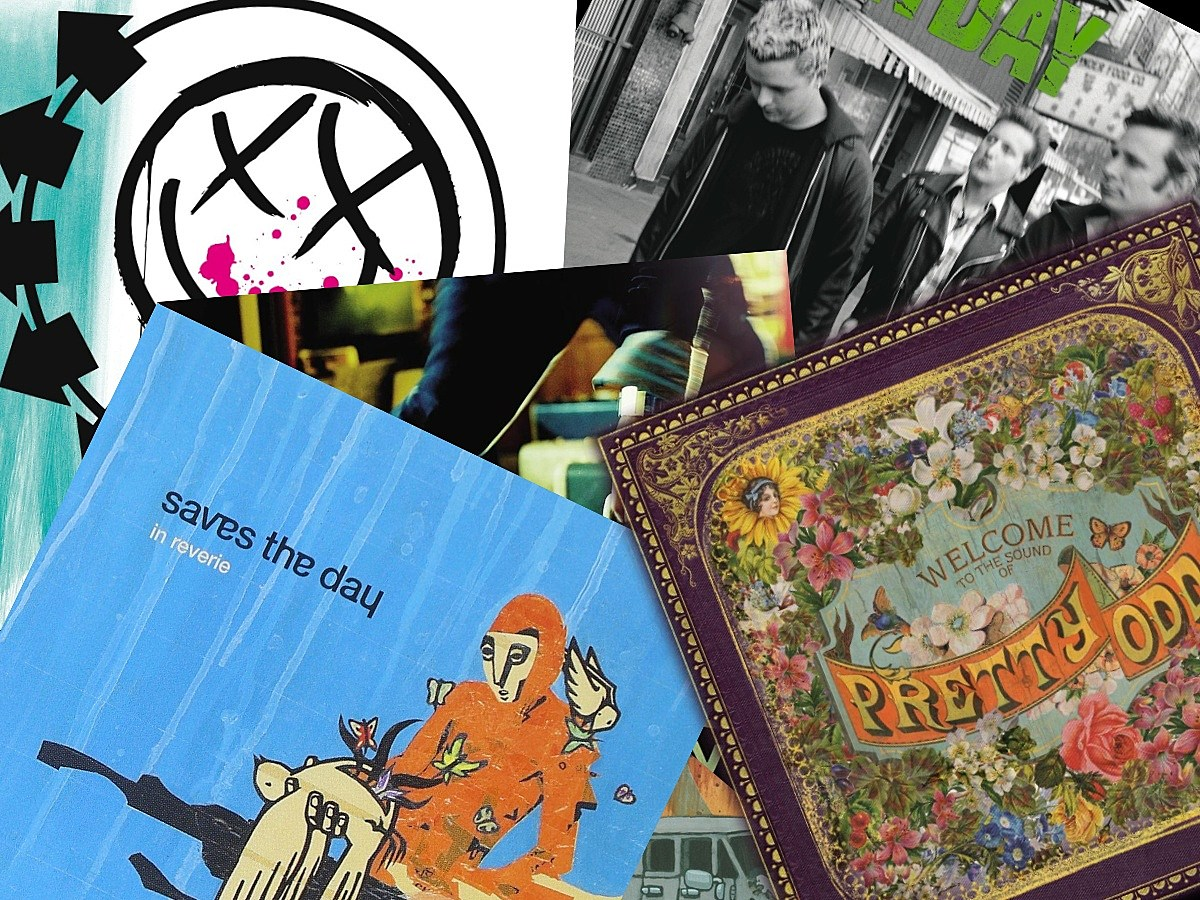 A look back on 10 classic pop punk bands'