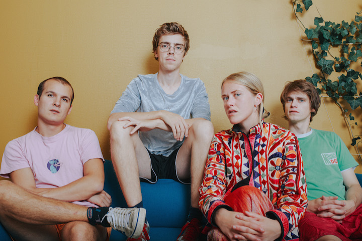 tours announced: Pom Poko, Automatic, Quintron/Weather Warlock, Partner, more