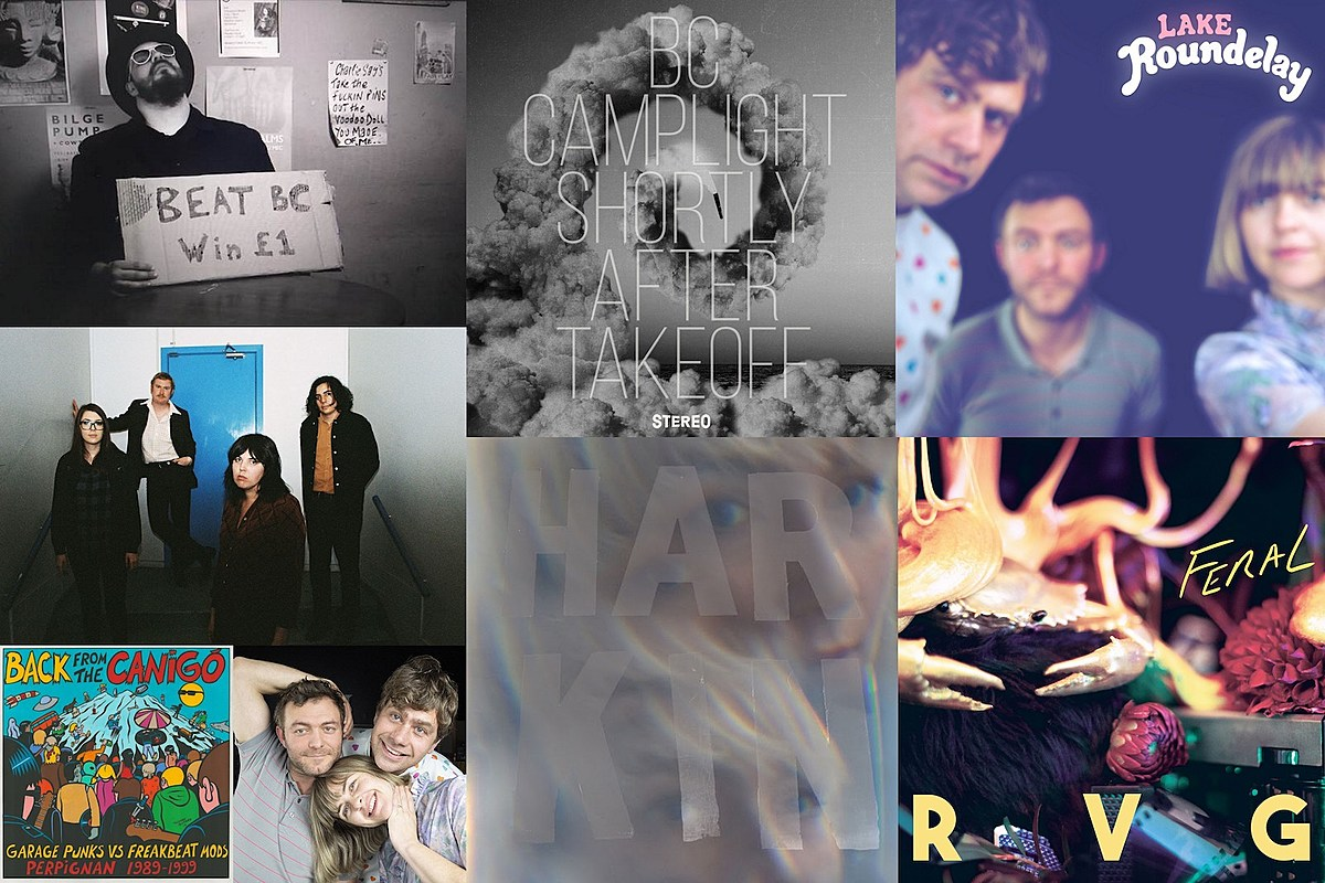 Bill's Indie Basement (4/24): the week in classic indie, college rock, and more