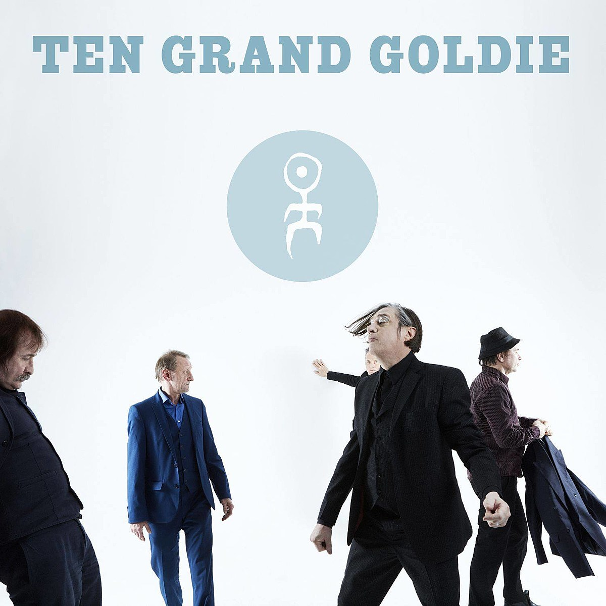 "Einstürzende Neubauten share ""Ten Grand Goldie"" from first LP in more than a decade"