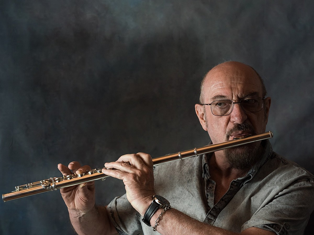 """Jethro Tull's Ian Anderson clarifies """"days are numbered"""" comments: """"I should be O.K. for a few more years"""""""