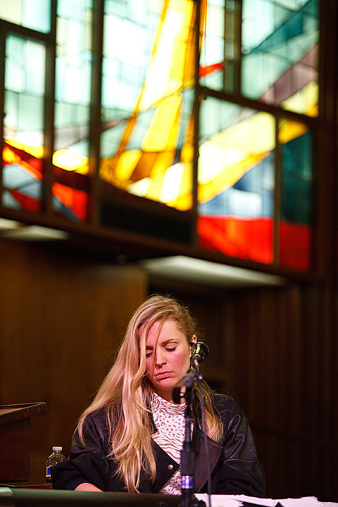 Agnes Obel - Central Presbyterian Church