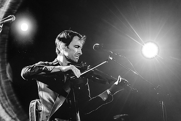 Andrew Bird Played New Songs At Le Poisson Rouge W Roger