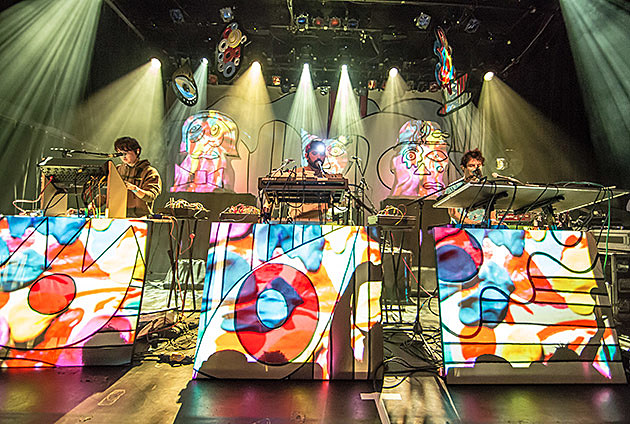 Animal Collective at Irving Plaza