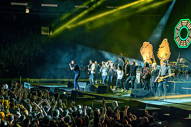 pics: Blur and Courtney Barnett @ Madison Square Garden