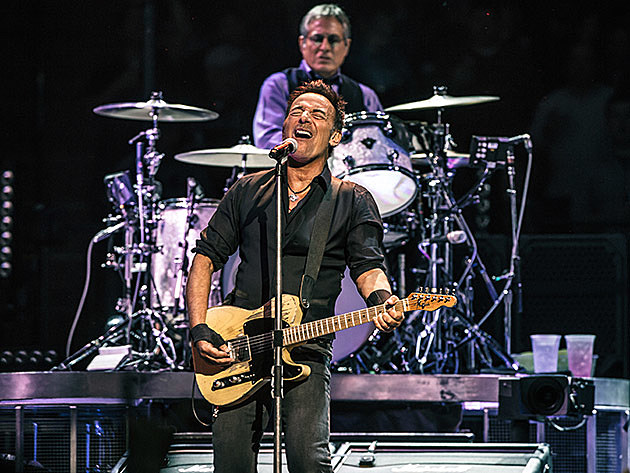 Bruce Springsteen Played The River More At Madison Square Garden Pics Setlist