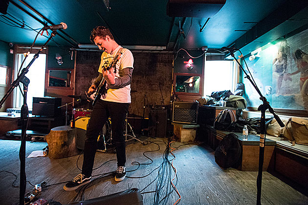 CMJ 2015 Day 2 Day Shows