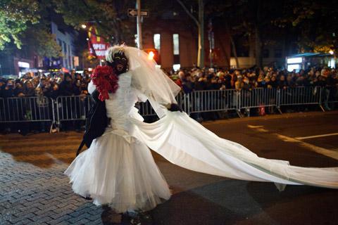 Village Halloween Parade 2014