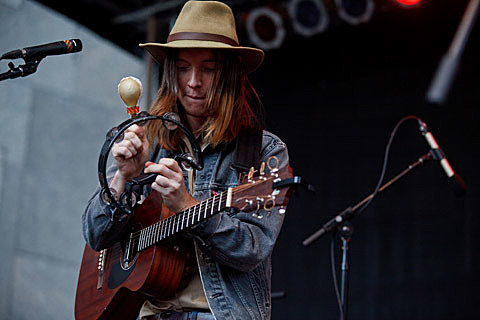 Jacco Gardner at Seaport Music Festival