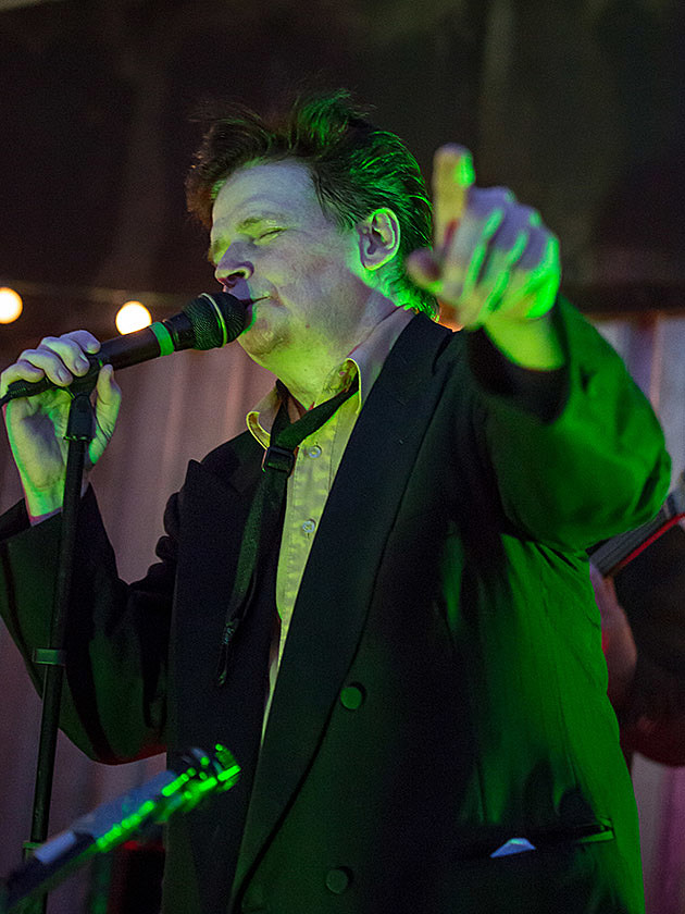 James Chance and The Contortions