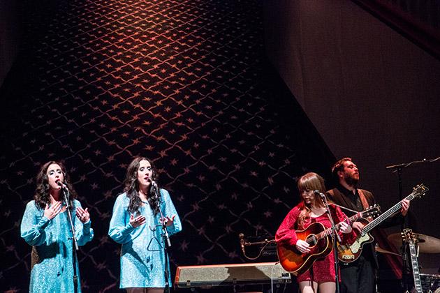 Jenny Lewis & The Watson Twins