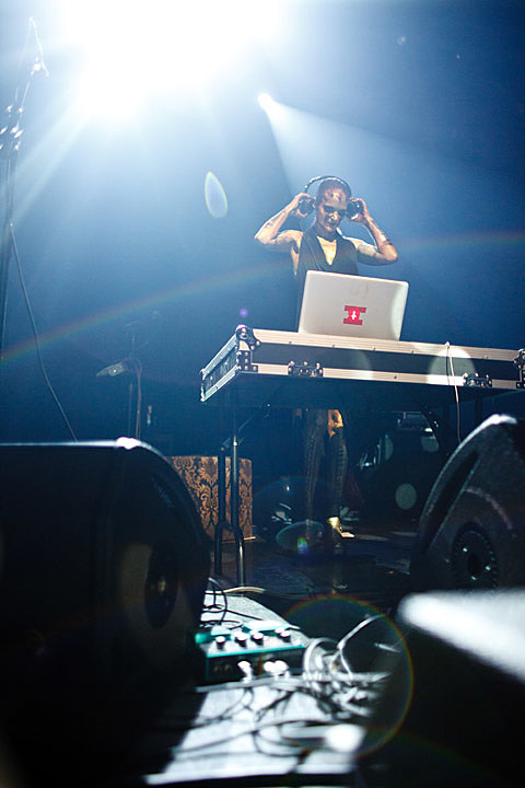 DJ Johanna Constantine