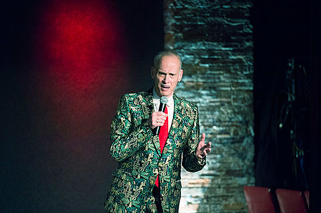 john waters - John Waters Christmas