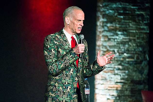John Waters Christmas.Pics A John Waters Christmas City Winery