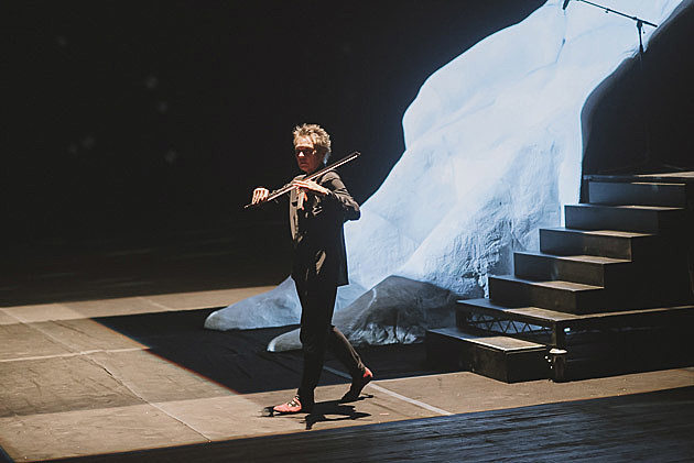 Laurie Anderson: Habeus Corpus