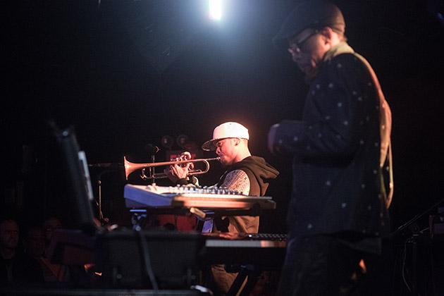 Marc Carey & Igmar Thomas