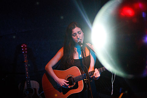 Marissa Nadler played Glasslands w/ her new band, playing Bella Union showcase at Baby's (pics, dates & new video)