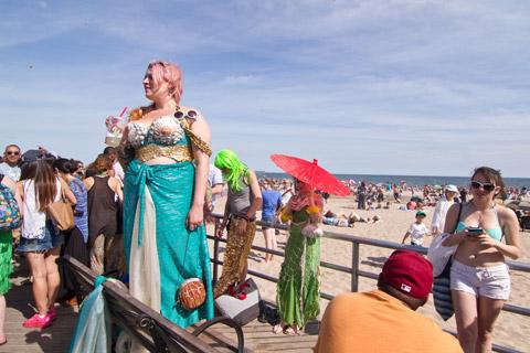 Coney Island Mermaid Parade