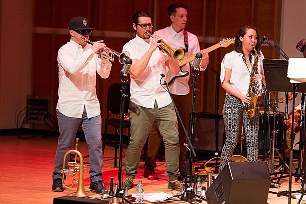 Pharoahe Monch & PitchBlak Brass Band
