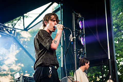 Pitchfork Festival 2015 - Friday