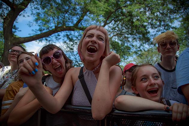 Pitchfork Festival 2015