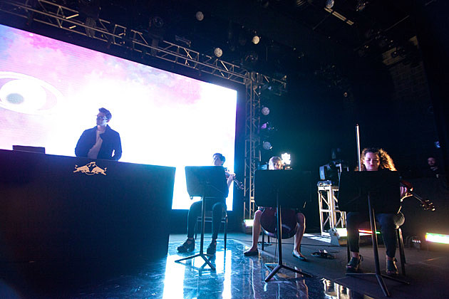 RBMANYC: Pop Cube