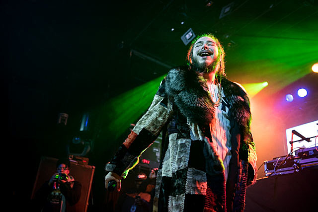 Post Malone 2019 >> Fetty Wap played two Irving Plaza shows with Post Malone and 50 Cent (pics, video, review)