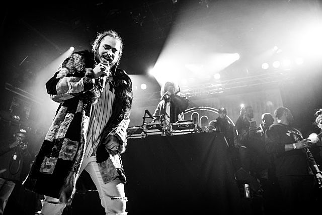 Fetty Wap Played Two Irving Plaza Shows With Post Malone
