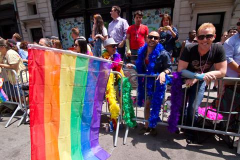 Pride March 2014