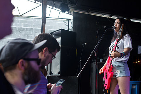 BrooklynVegan SXSW Thursday Day Party - Red 7