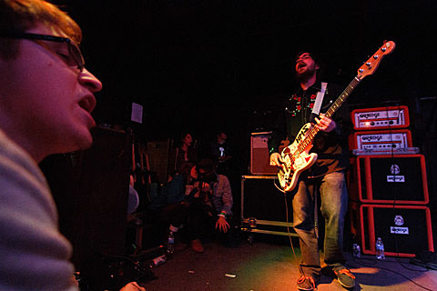 BrooklynVegan SXSW Showcase - Red 7