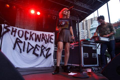 Shockwave Riderz