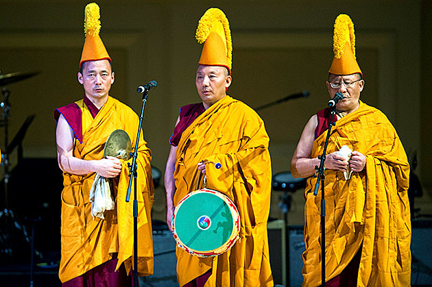 Tibet House Benefit 2016