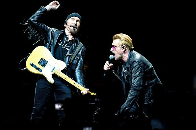 U2 S Eight Show Msg Run Underway Pics Setlist Video From Saturday S Kickoff Show