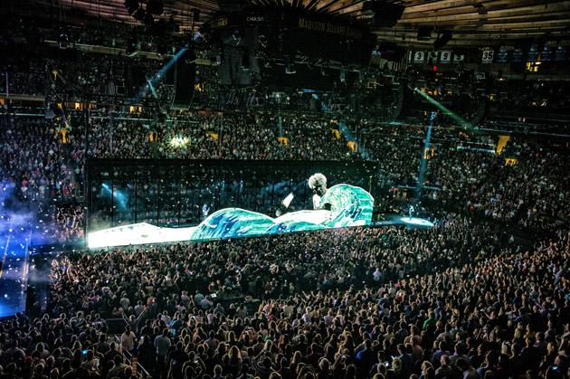 u2 - U2 At Madison Square Garden