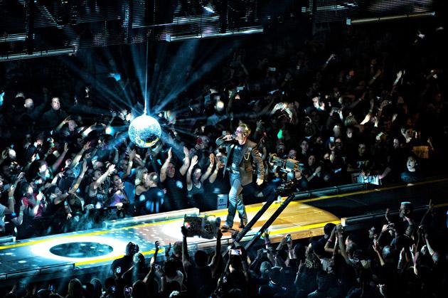 U2 @ MSG 7/18/2015. U2 U2 U2. At Madison Square Garden ...