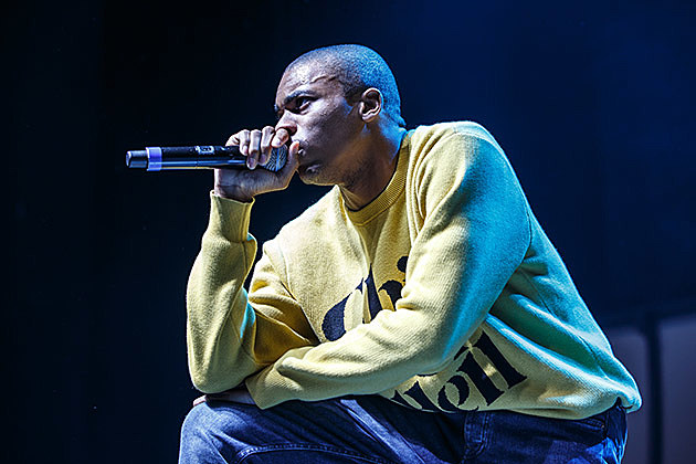 Vince Staples at the Theater at MSG